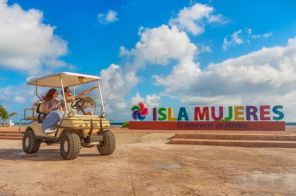 Isla Mujeres / Playa Mujeres