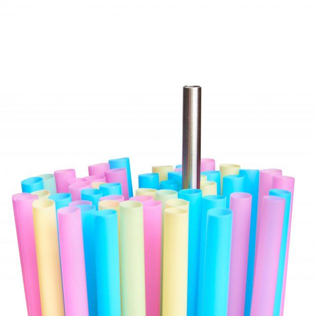 No more straws
