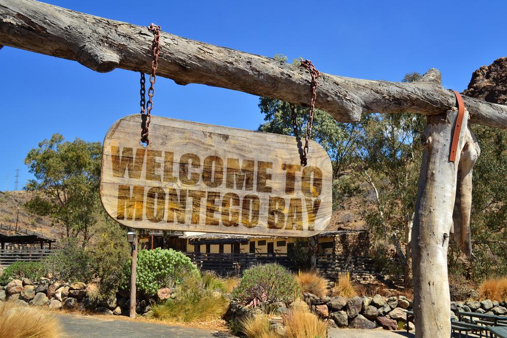 Montego Bay Sign