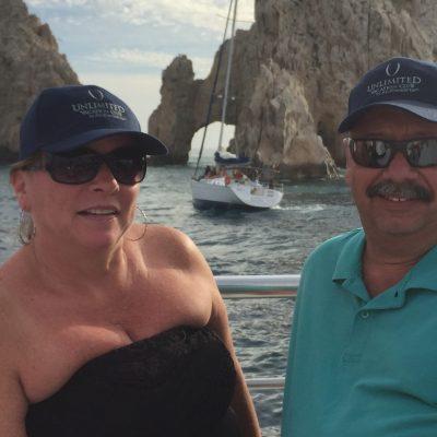 Jackie & Andrew / Secrets Puerto Los Cabos