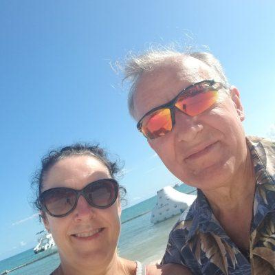 Charles & Jean /  Dreams Palm Beach